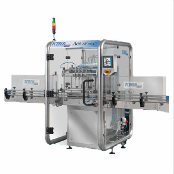AF 0040 Liquid Filling Machines